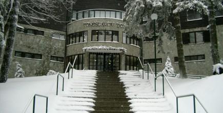 Hotel Tomislavov dom, Zagreb